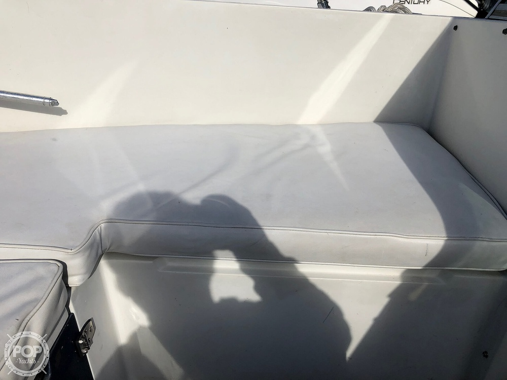 1987 Wellcraft boat for sale, model of the boat is 23 Sports Fisherman & Image # 21 of 40