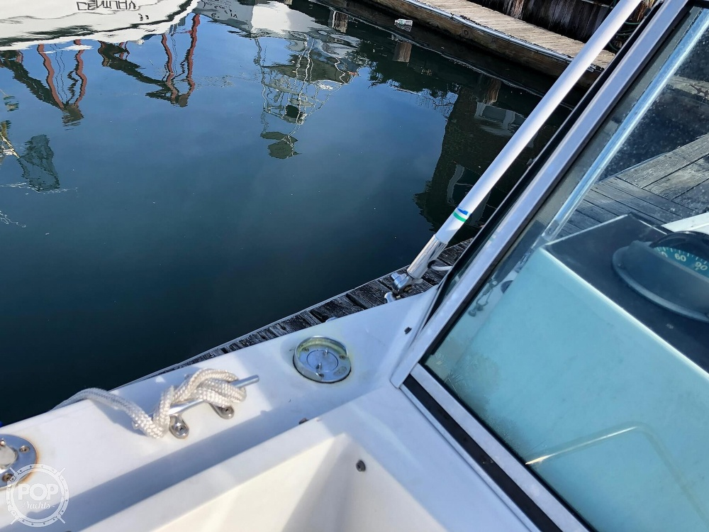 1987 Wellcraft boat for sale, model of the boat is 23 Sports Fisherman & Image # 33 of 40
