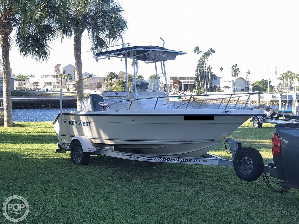2003 Key West boat for sale, model of the boat is 2020 cc & Image # 6 of 40