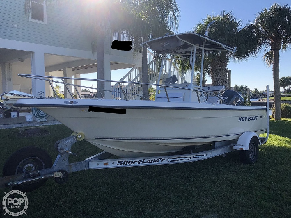 2003 Key West boat for sale, model of the boat is 2020 cc & Image # 5 of 40