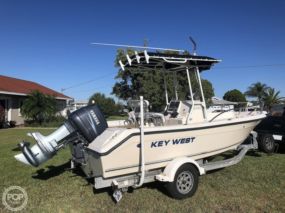 2003 Key West boat for sale, model of the boat is 2020 cc & Image # 2 of 40