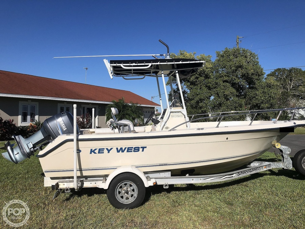 2003 Key West boat for sale, model of the boat is 2020 cc & Image # 7 of 40