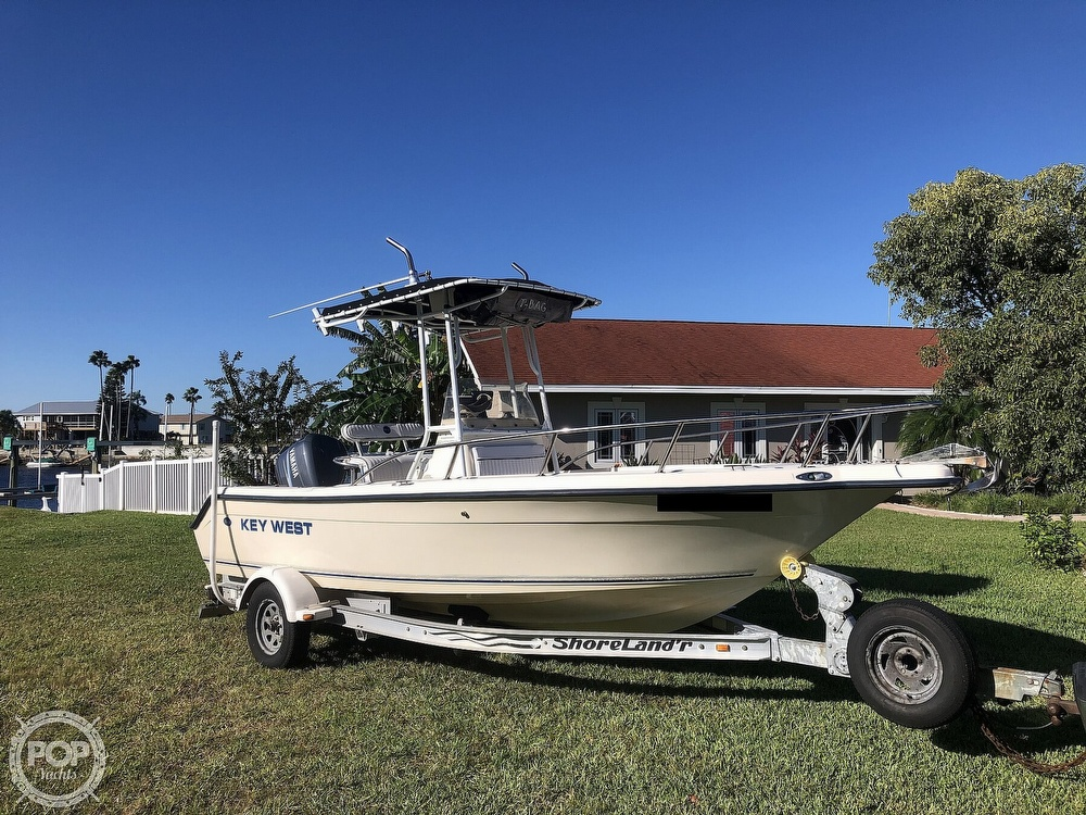 2003 Key West boat for sale, model of the boat is 2020 cc & Image # 3 of 40