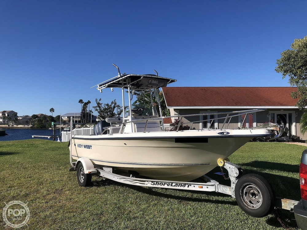 2003 Key West boat for sale, model of the boat is 2020 cc & Image # 8 of 40