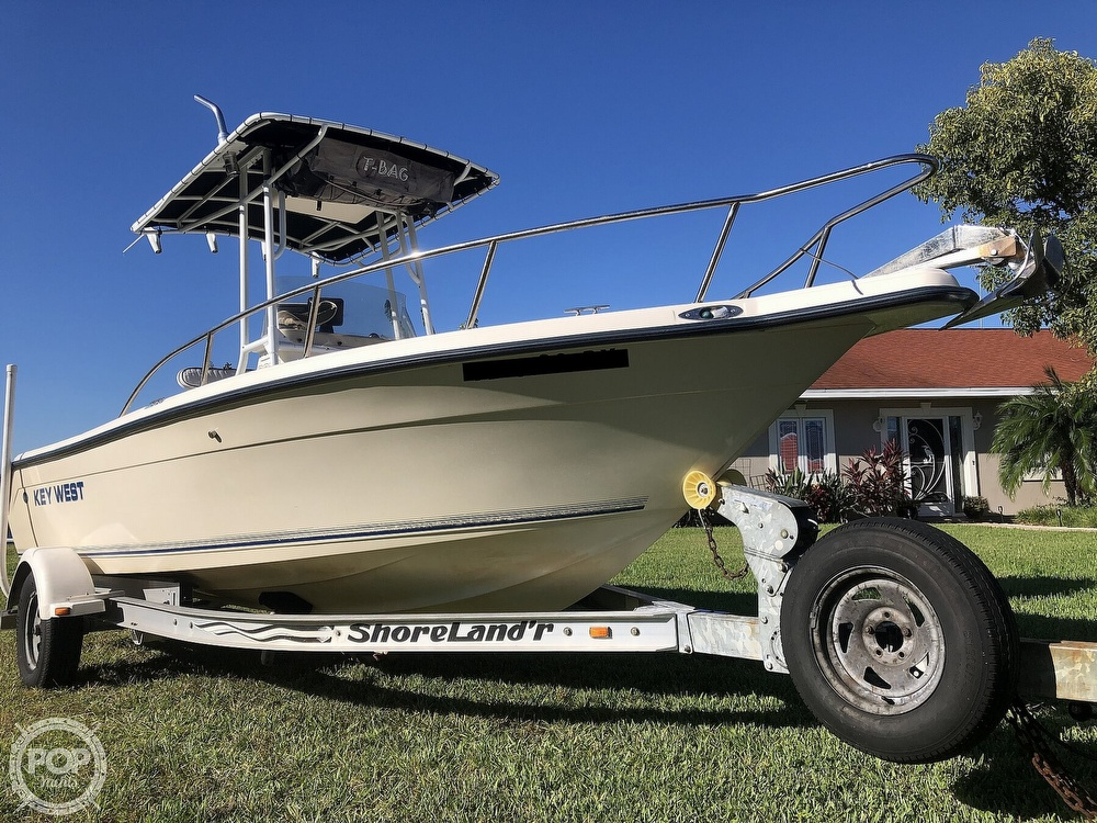 2003 Key West boat for sale, model of the boat is 2020 cc & Image # 4 of 40