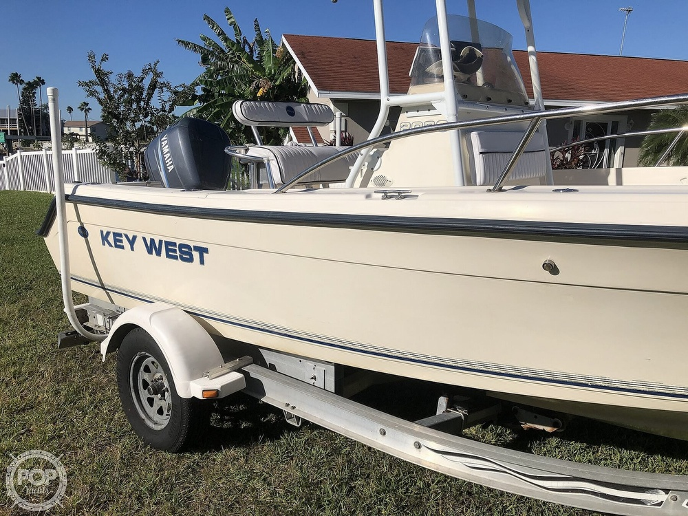 2003 Key West boat for sale, model of the boat is 2020 cc & Image # 23 of 40