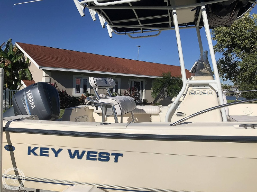 2003 Key West boat for sale, model of the boat is 2020 cc & Image # 24 of 40