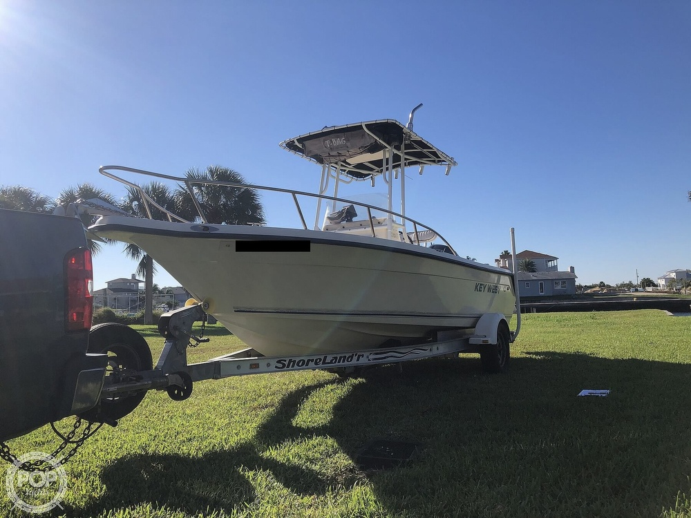 2003 Key West boat for sale, model of the boat is 2020 cc & Image # 32 of 40