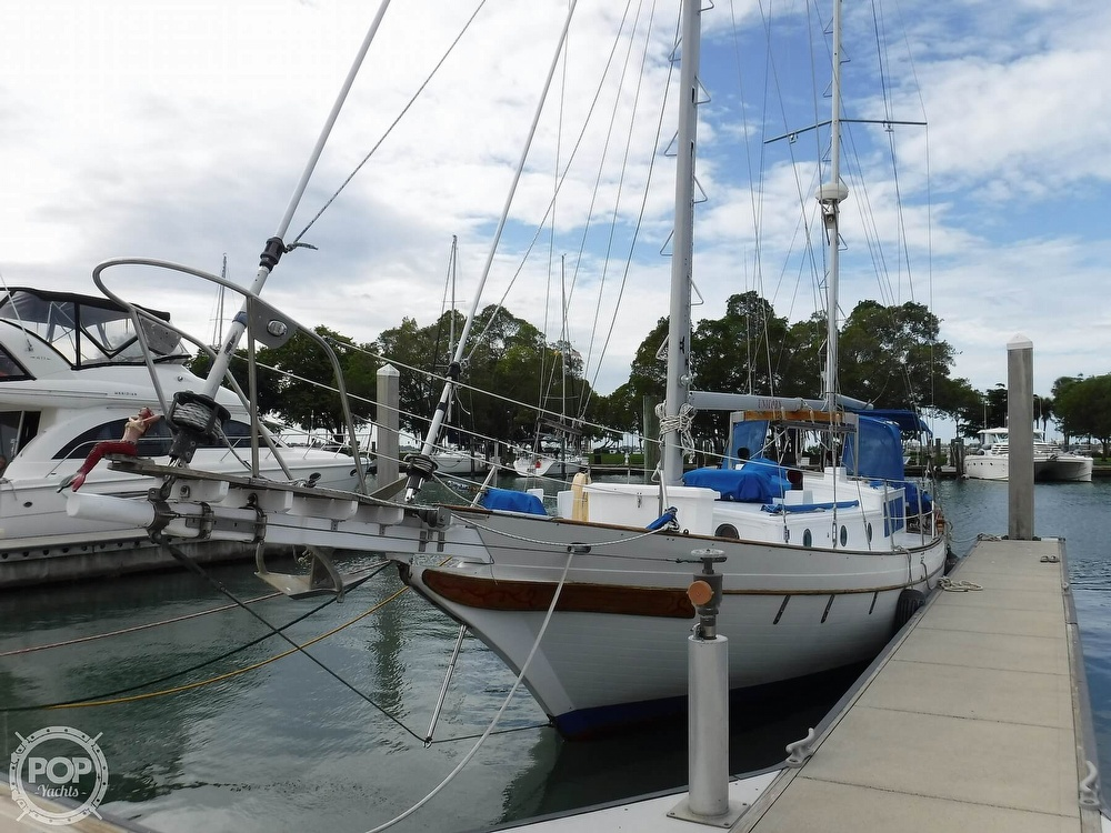 1975 Ta Chiao boat for sale, model of the boat is CT 41 & Image # 17 of 40