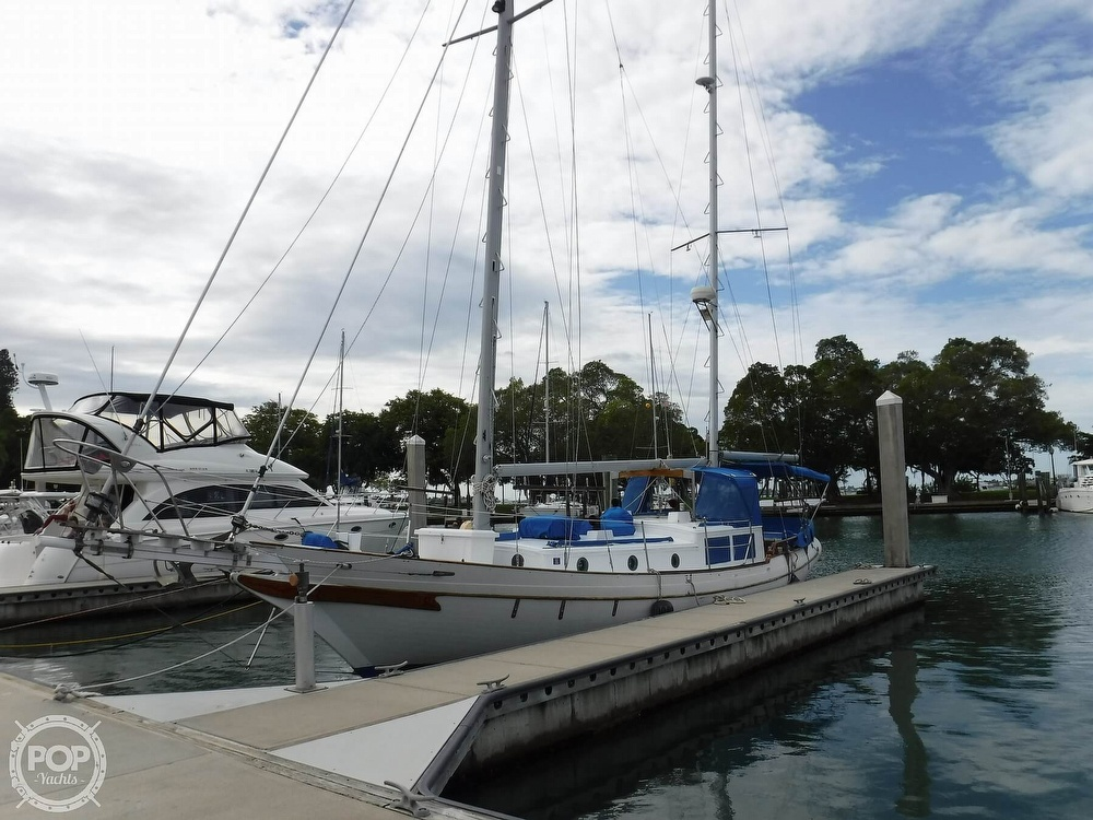 1975 Ta Chiao boat for sale, model of the boat is CT 41 & Image # 20 of 40