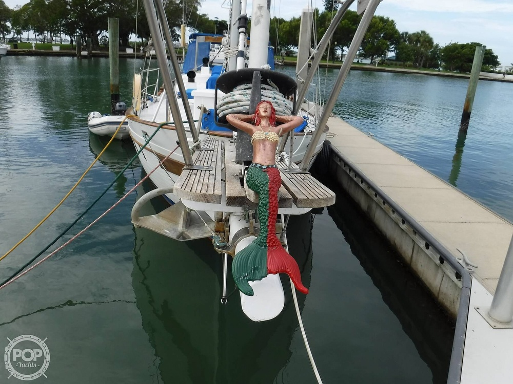 1975 Ta Chiao boat for sale, model of the boat is CT 41 & Image # 3 of 40