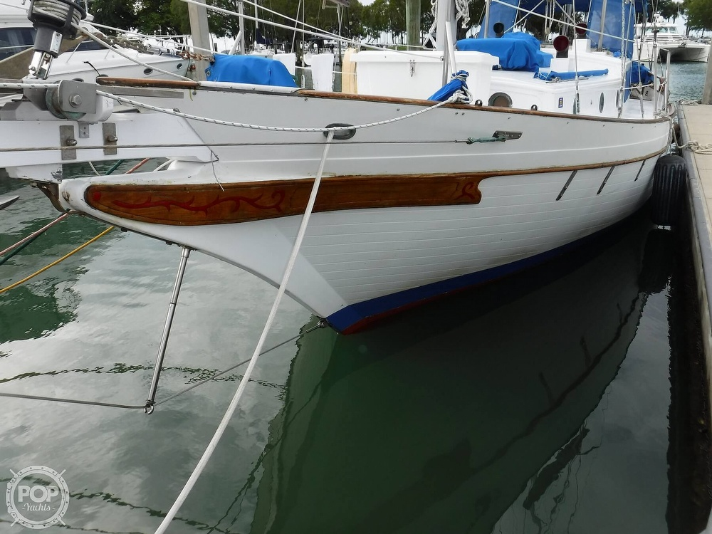 1975 Ta Chiao boat for sale, model of the boat is CT 41 & Image # 23 of 40