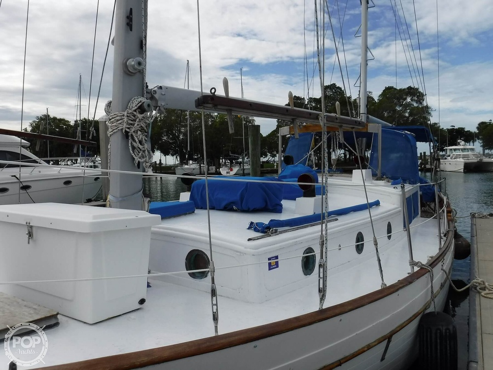 1975 Ta Chiao boat for sale, model of the boat is CT 41 & Image # 24 of 40