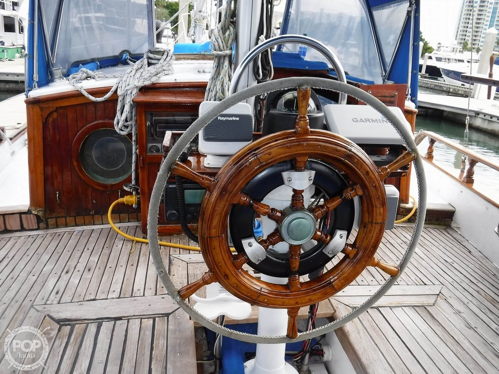 1975 Ta Chiao boat for sale, model of the boat is CT 41 & Image # 27 of 40
