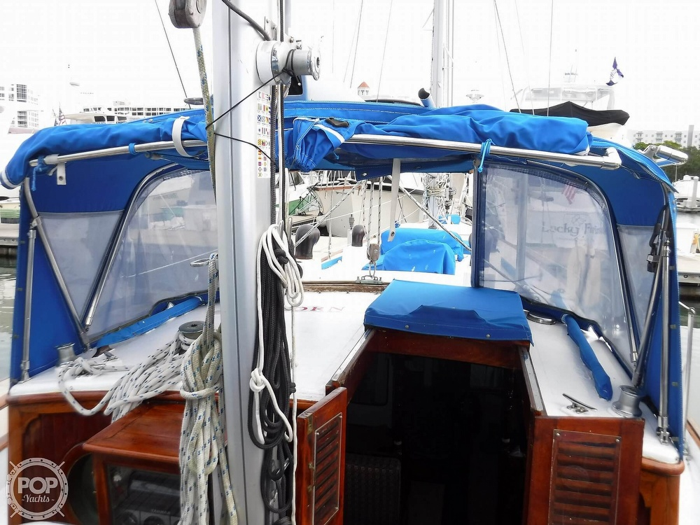 1975 Ta Chiao boat for sale, model of the boat is CT 41 & Image # 28 of 40