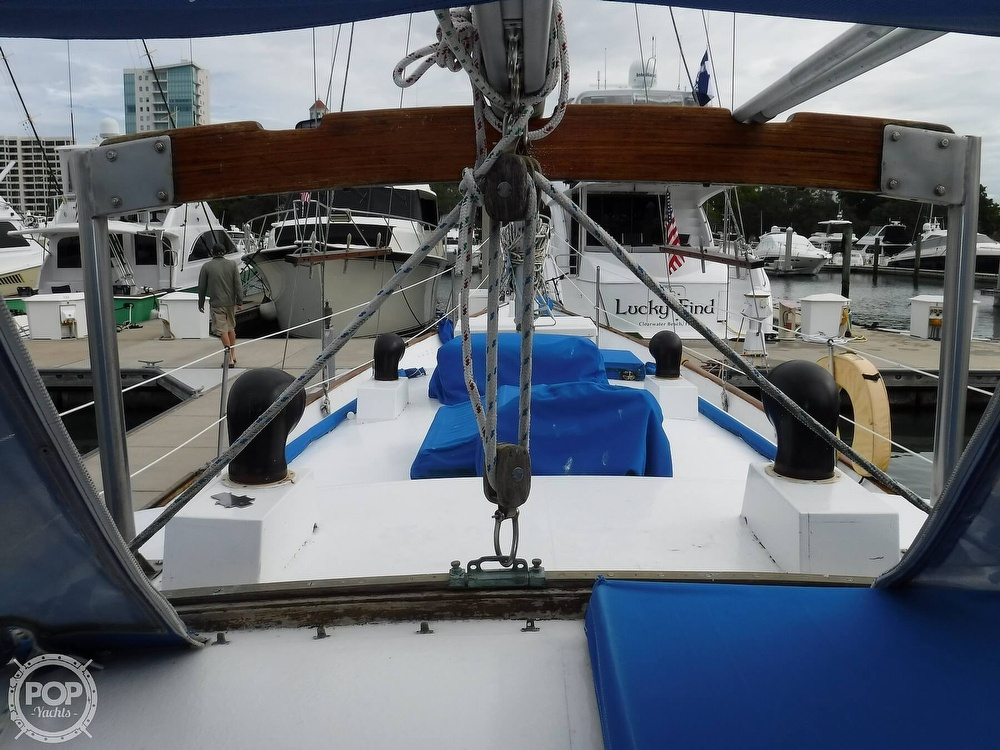 1975 Ta Chiao boat for sale, model of the boat is CT 41 & Image # 29 of 40