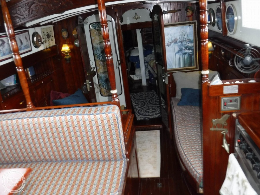1975 Ta Chiao boat for sale, model of the boat is CT 41 & Image # 30 of 40