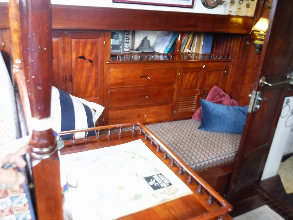 1975 Ta Chiao boat for sale, model of the boat is CT 41 & Image # 31 of 40