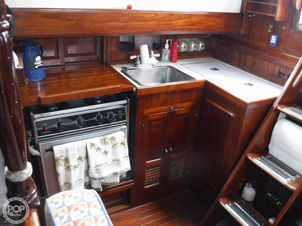 1975 Ta Chiao boat for sale, model of the boat is CT 41 & Image # 8 of 40