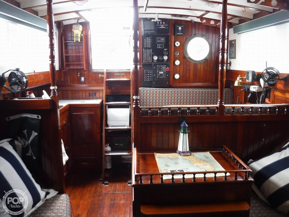 1975 Ta Chiao boat for sale, model of the boat is CT 41 & Image # 10 of 40