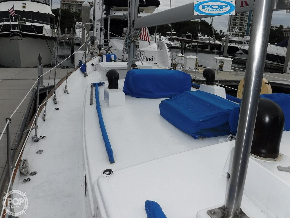 1975 Ta Chiao boat for sale, model of the boat is CT 41 & Image # 36 of 40