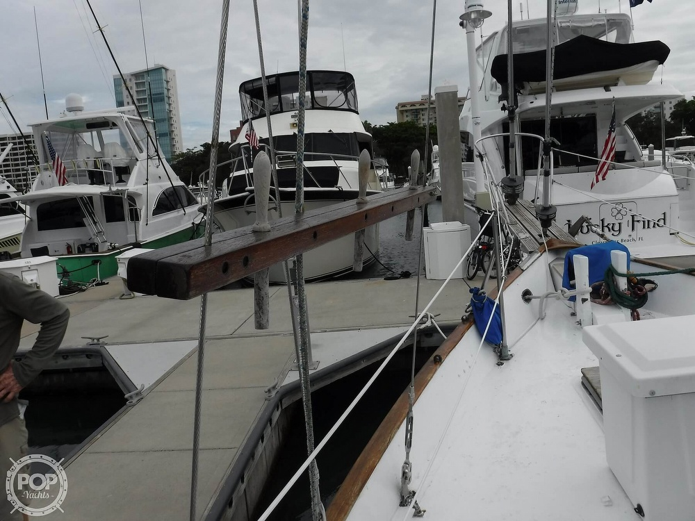1975 Ta Chiao boat for sale, model of the boat is CT 41 & Image # 39 of 40