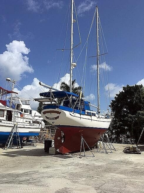 1975 Ta Chiao boat for sale, model of the boat is CT 41 & Image # 2 of 40