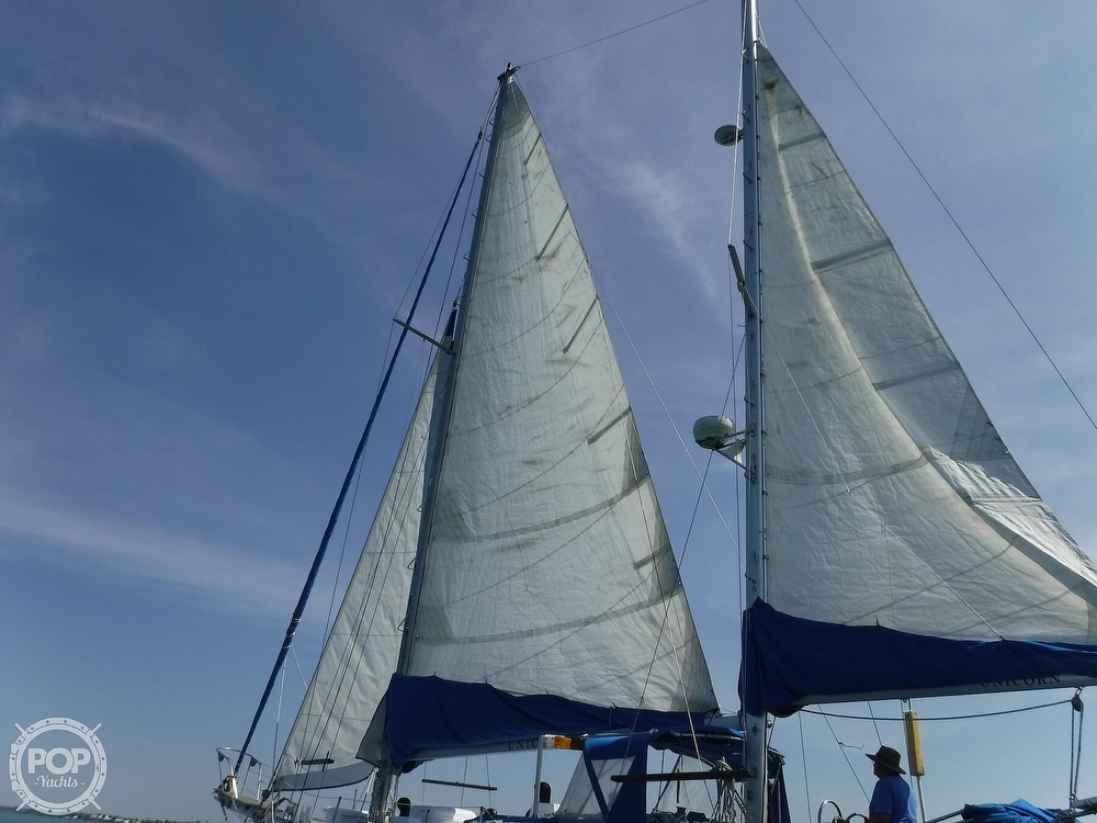 1975 Ta Chiao boat for sale, model of the boat is CT 41 & Image # 18 of 40