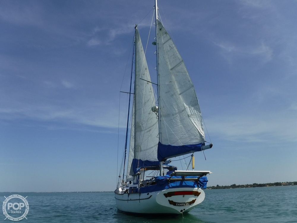 1975 Ta Chiao boat for sale, model of the boat is CT 41 & Image # 19 of 40