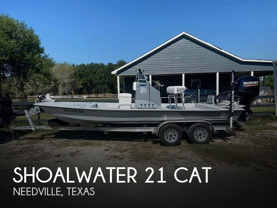 Used Shoalwater Boats For Sale by owner | 2019 Shoalwater 21 cat