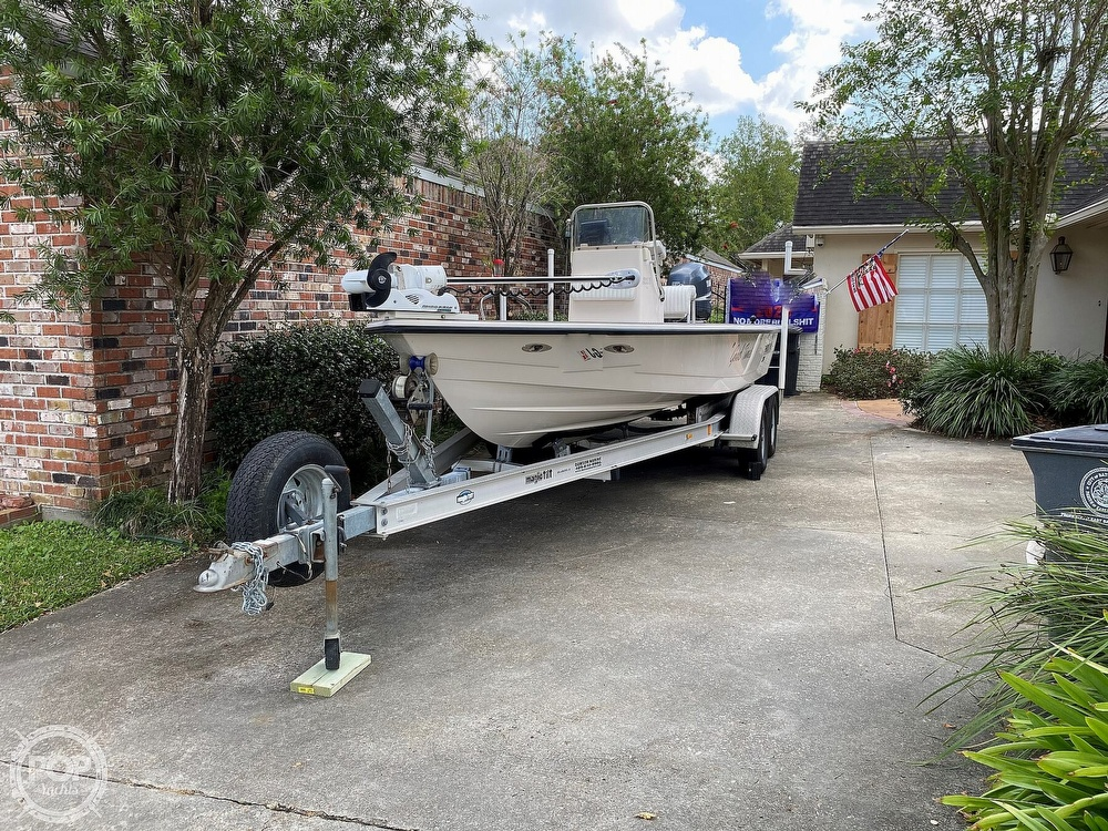 2003 Pathfinder boat for sale, model of the boat is 2200 & Image # 4 of 40