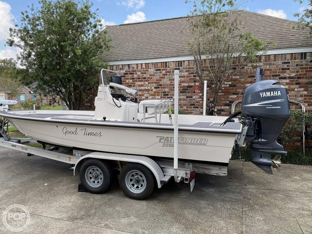 2003 Pathfinder boat for sale, model of the boat is 2200 & Image # 6 of 40