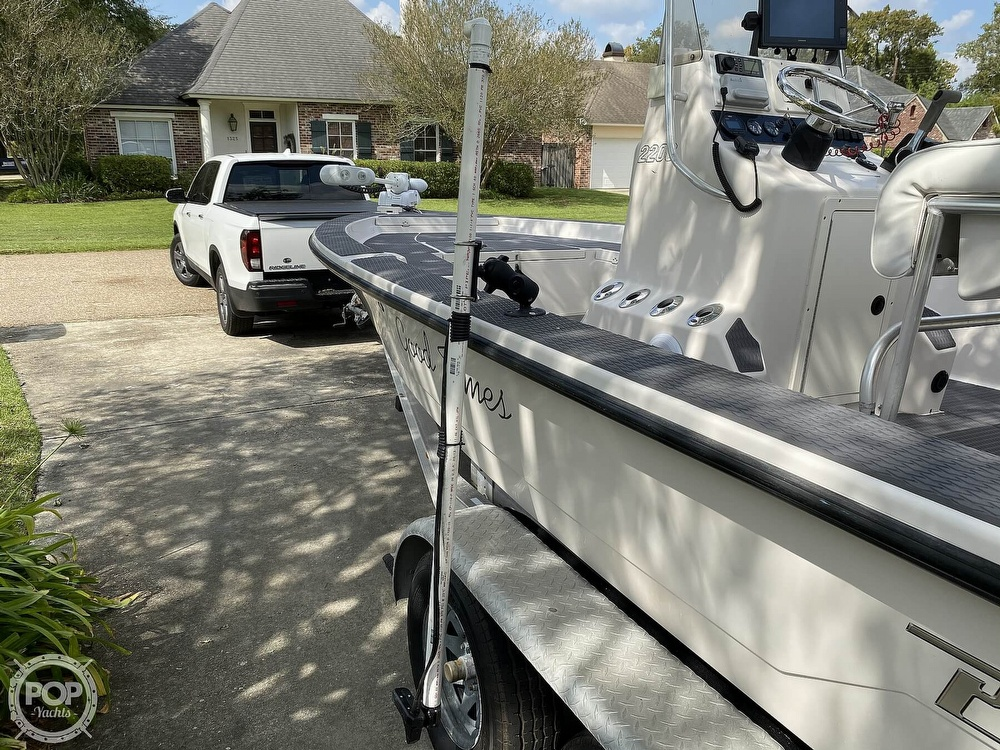 2003 Pathfinder boat for sale, model of the boat is 2200 & Image # 13 of 40