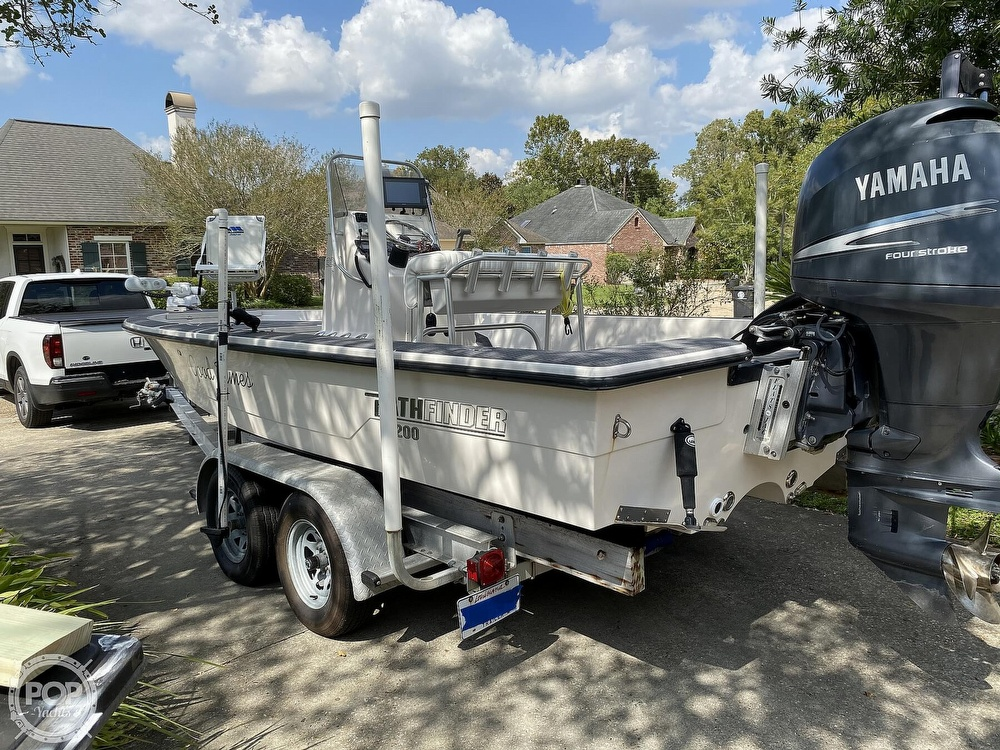 2003 Pathfinder boat for sale, model of the boat is 2200 & Image # 7 of 40