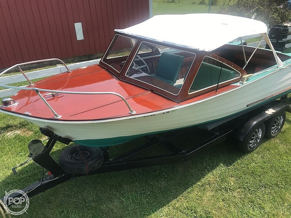 1964 Cruisers Yachts boat for sale, model of the boat is 302-18 & Image # 3 of 41