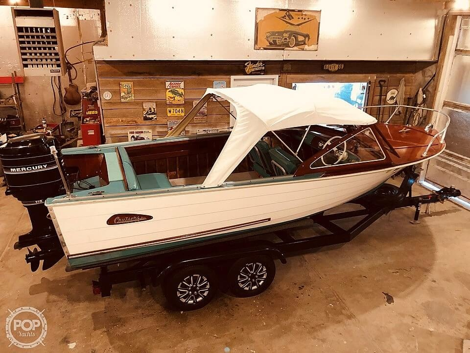 1964 Cruisers Yachts boat for sale, model of the boat is 302-18 & Image # 40 of 41