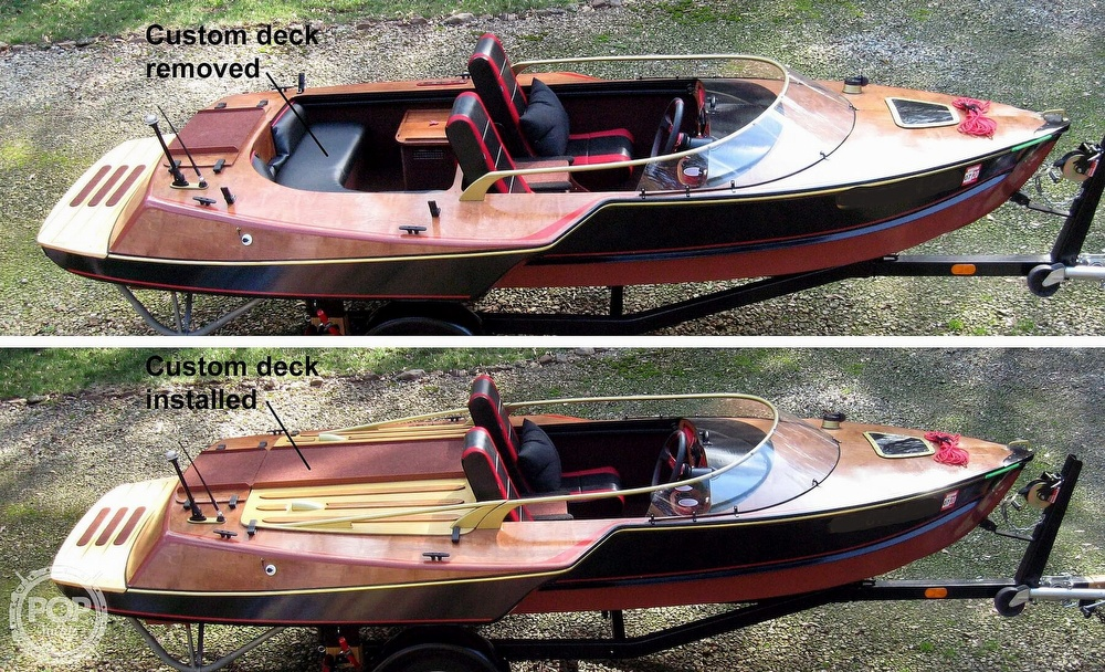 1988 Custom boat for sale, model of the boat is 14 & Image # 2 of 10