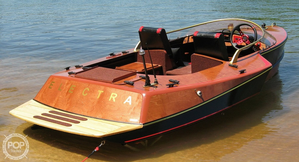1988 Custom boat for sale, model of the boat is 14 & Image # 7 of 10