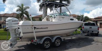 Wellcraft 24 WA, 24, for sale - $27,800