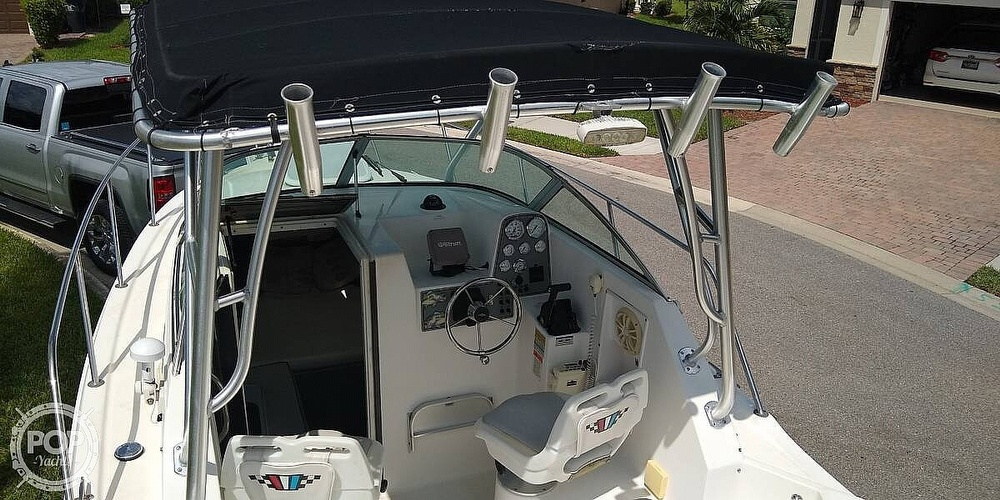 2002 Wellcraft boat for sale, model of the boat is 24 & Image # 11 of 40