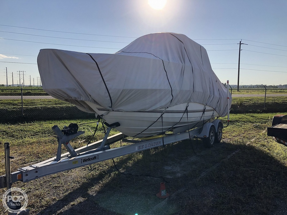 2002 Wellcraft boat for sale, model of the boat is 24 & Image # 20 of 40