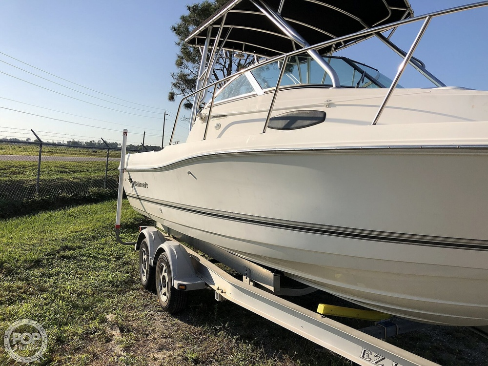 2002 Wellcraft boat for sale, model of the boat is 24 & Image # 25 of 40