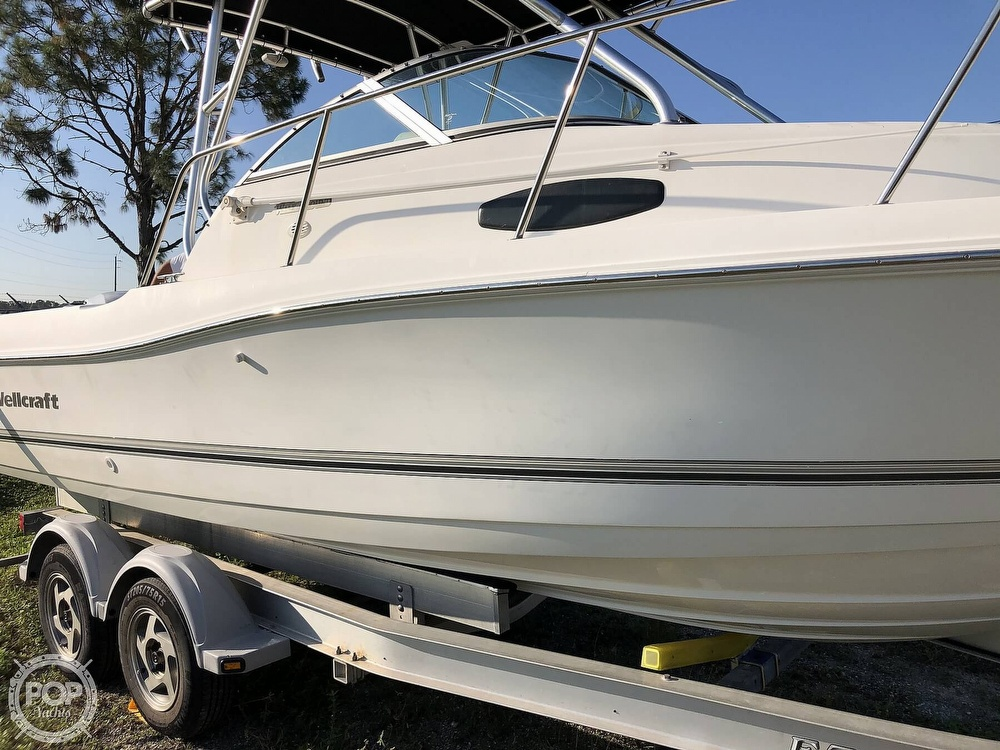 2002 Wellcraft boat for sale, model of the boat is 24 & Image # 26 of 40