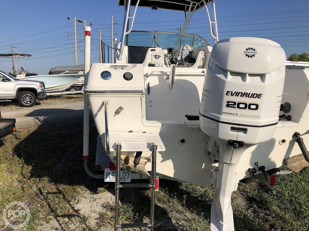 2002 Wellcraft boat for sale, model of the boat is 24 & Image # 33 of 40