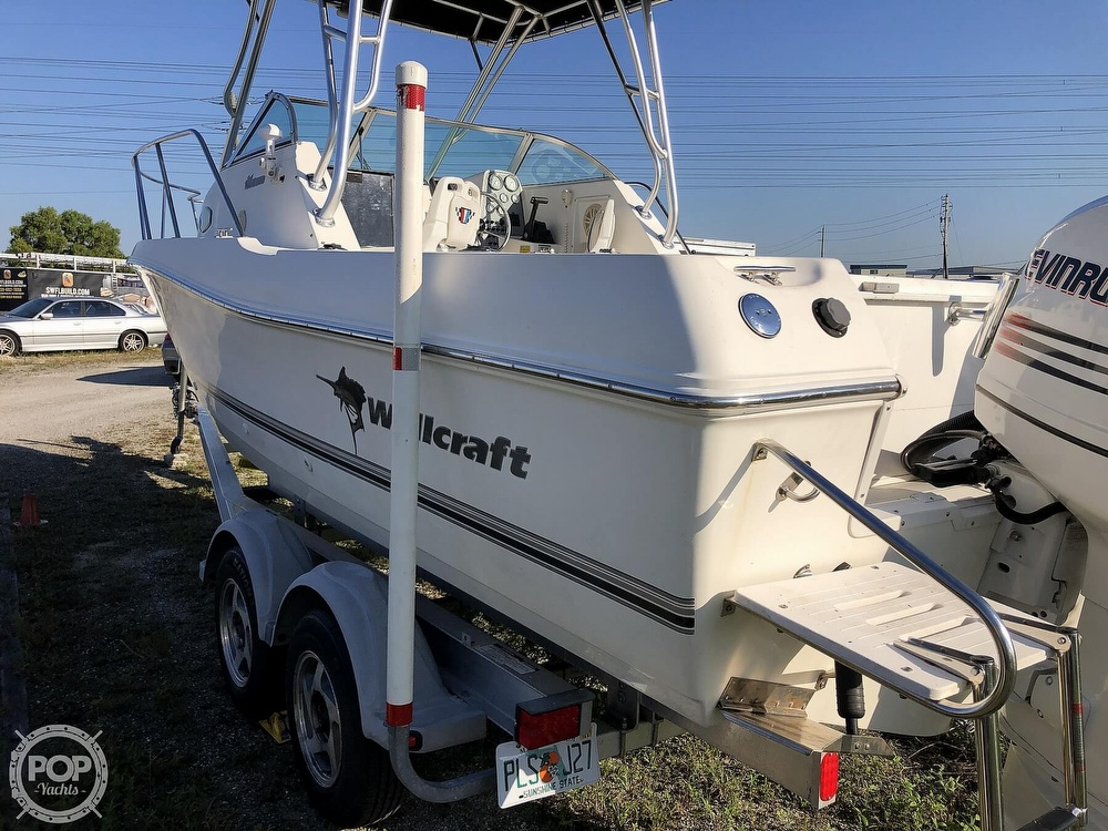 2002 Wellcraft boat for sale, model of the boat is 24 & Image # 36 of 40