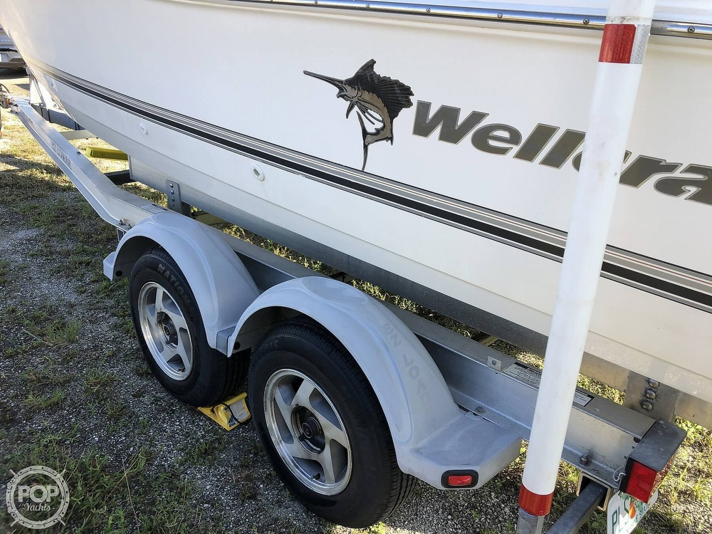 2002 Wellcraft boat for sale, model of the boat is 24 & Image # 37 of 40