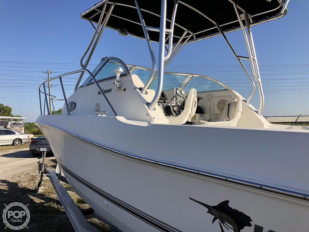 2002 Wellcraft boat for sale, model of the boat is 24 & Image # 38 of 40