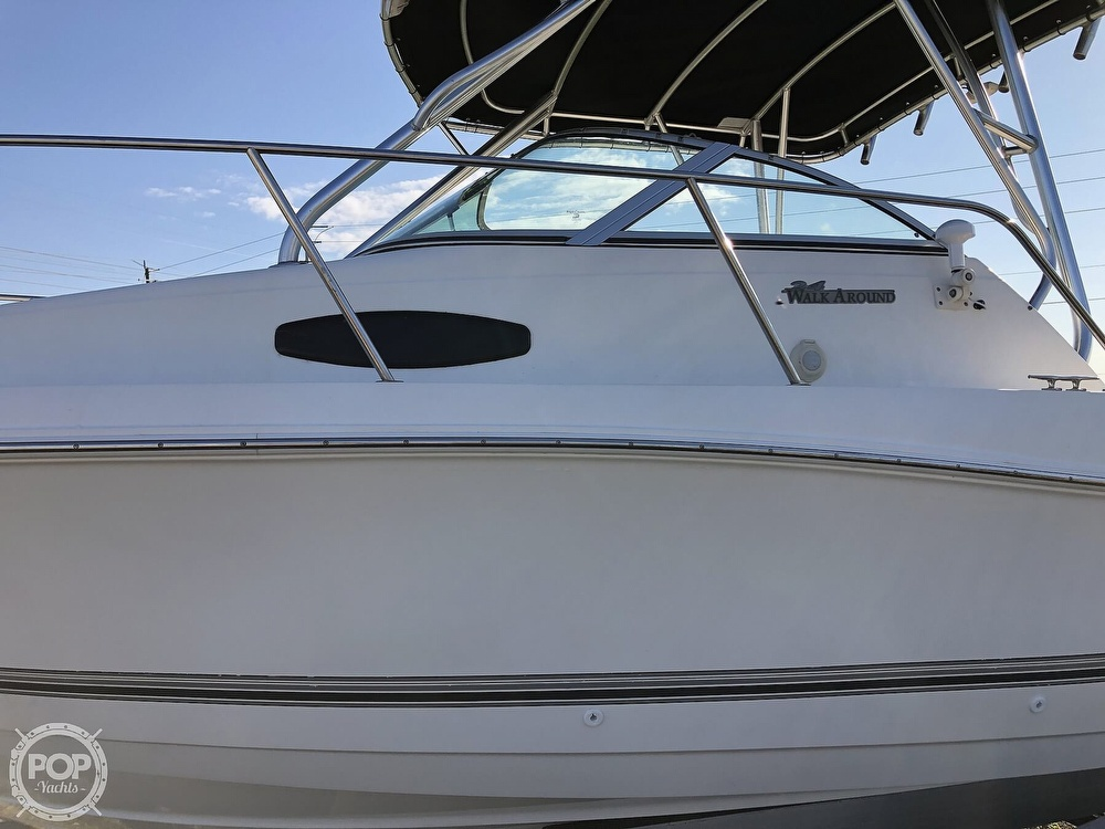 2002 Wellcraft boat for sale, model of the boat is 24 & Image # 40 of 40