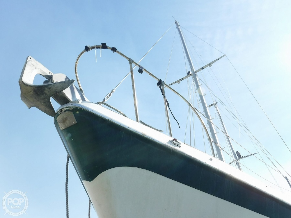 1974 Morgan boat for sale, model of the boat is 41 Out Island & Image # 8 of 40