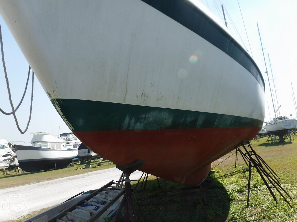 1974 Morgan boat for sale, model of the boat is 41 Out Island & Image # 9 of 40